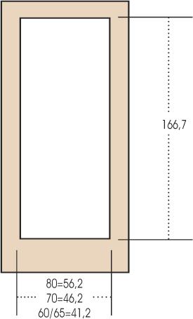 Porta interna H15