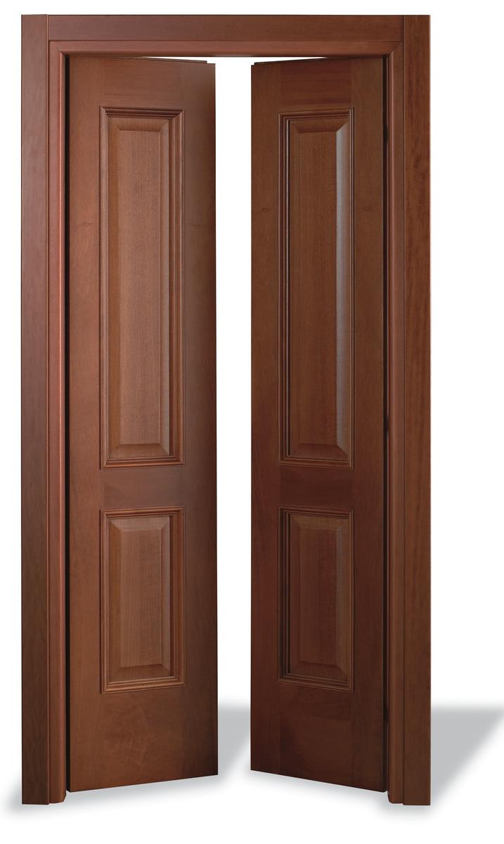 Porte Interne: Versione doppia a battente