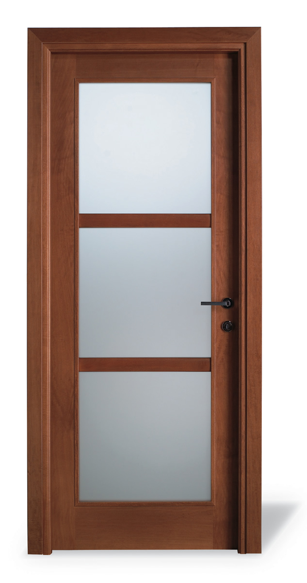 Porta interna V1 tanganika - Inglese 3 vetri - Prof. 4+60