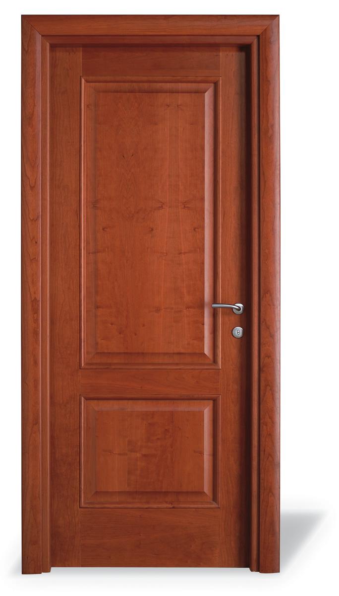 Porta interna L ciliegio - cieca