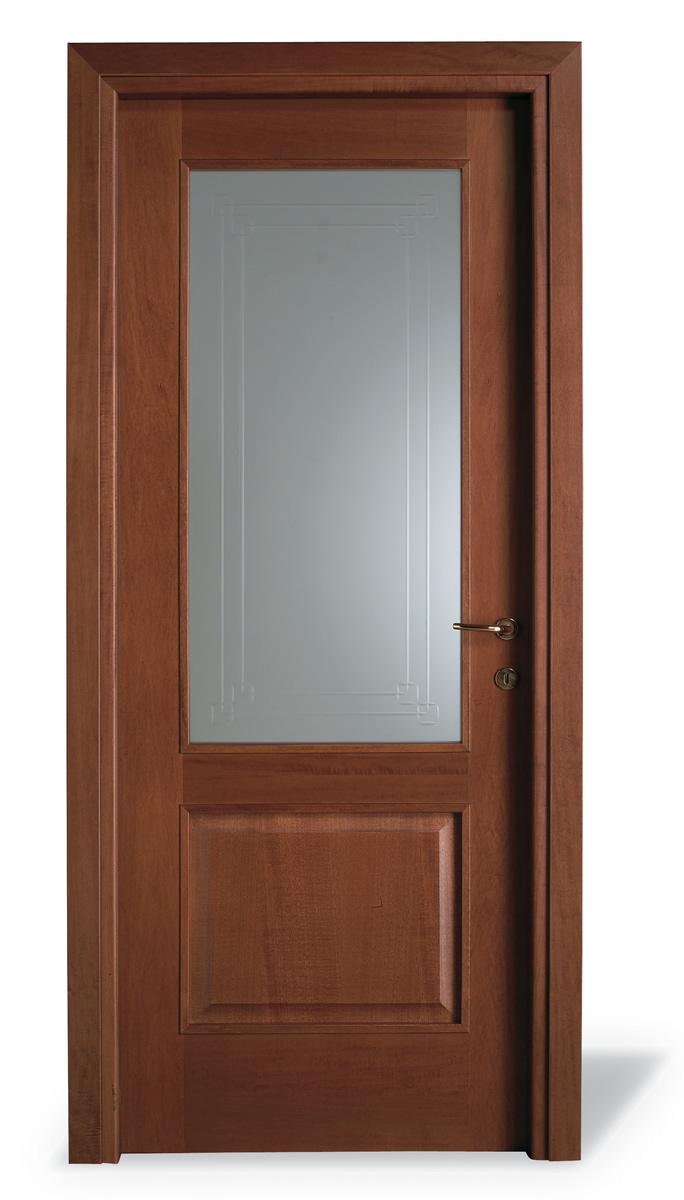 Porta interna L tanganika - vetro