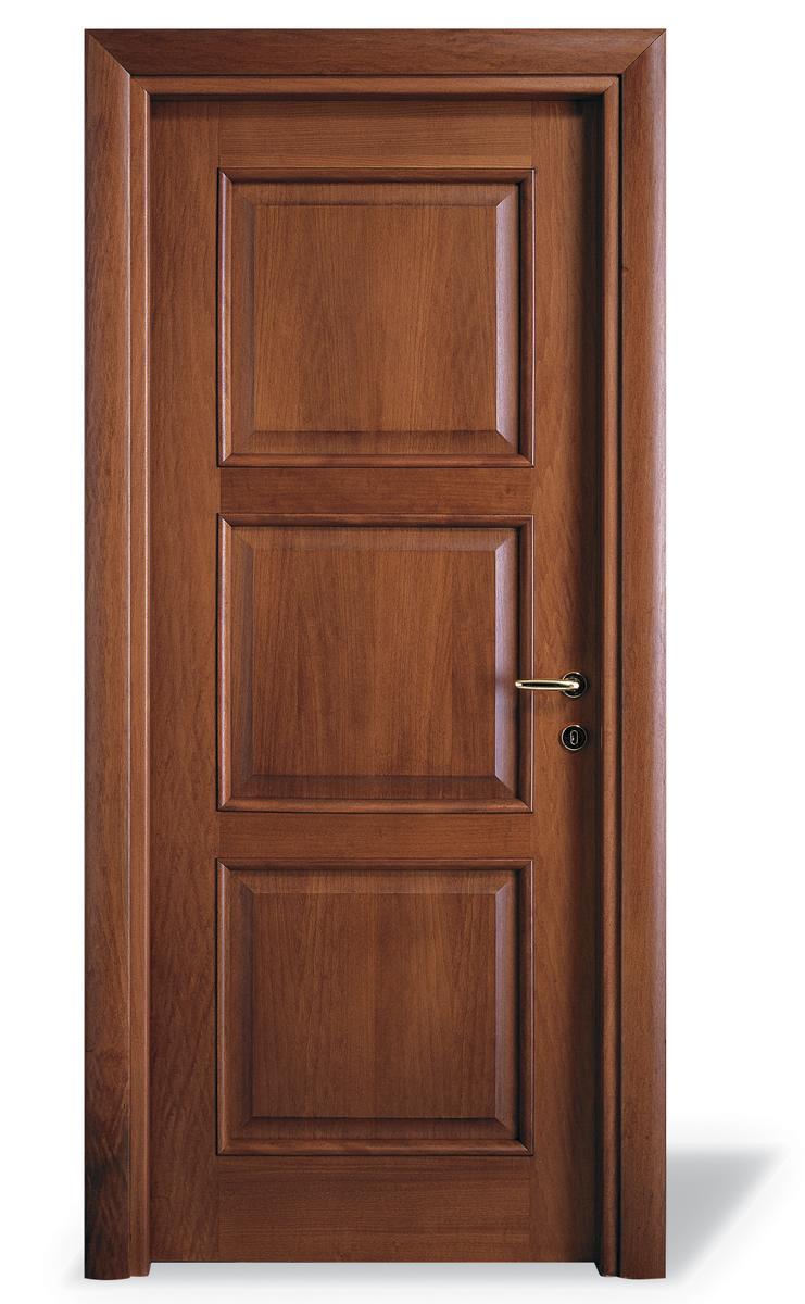 Porta interna 3 pannelli uguali Tanganika - cieca