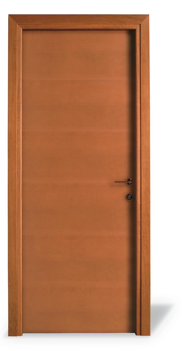 Porta interna T5 tanganika - 5 incisioni orizzontali